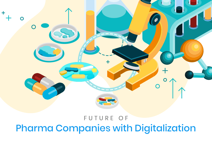Digitalization in Pharma Companies